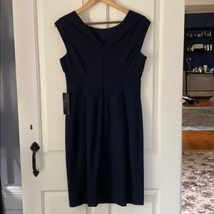 The Limited Navy Blue Dress